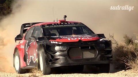 Mehr Flügel für den Citroen C3 WRC [Videos]