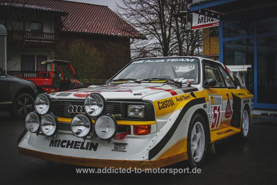 Audi Sport Quattro S1 E2 - Best of Sound | addicted to motorsport
