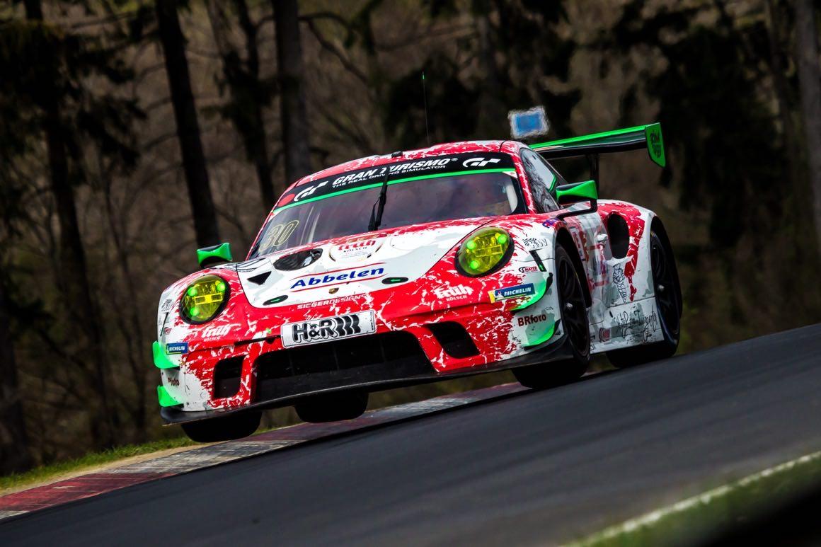 Doppelsieg für Frikadelli Racing bei NLS3